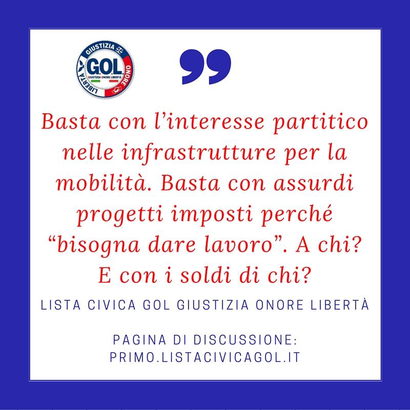 Infrastrutture e mobilità